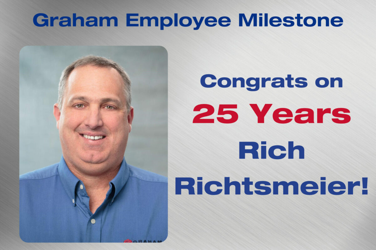 Rich Richtmeier Employee Milestone